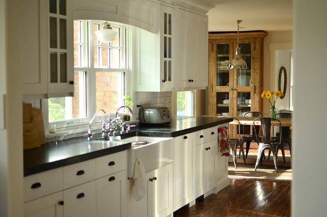 home made happy New Kitchen Tour Kitchen Inspirations Pinterest