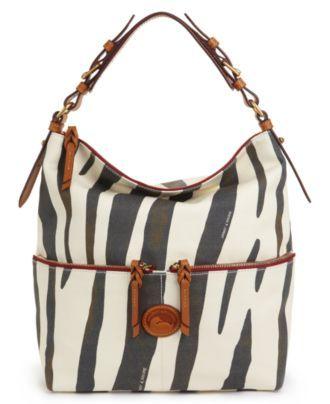 Dooney & Bourke Handbag, Medium Pocket Satchel - A Macy's Exclusive - Dooney & Bourke - Handbags & Accessories - Macy's