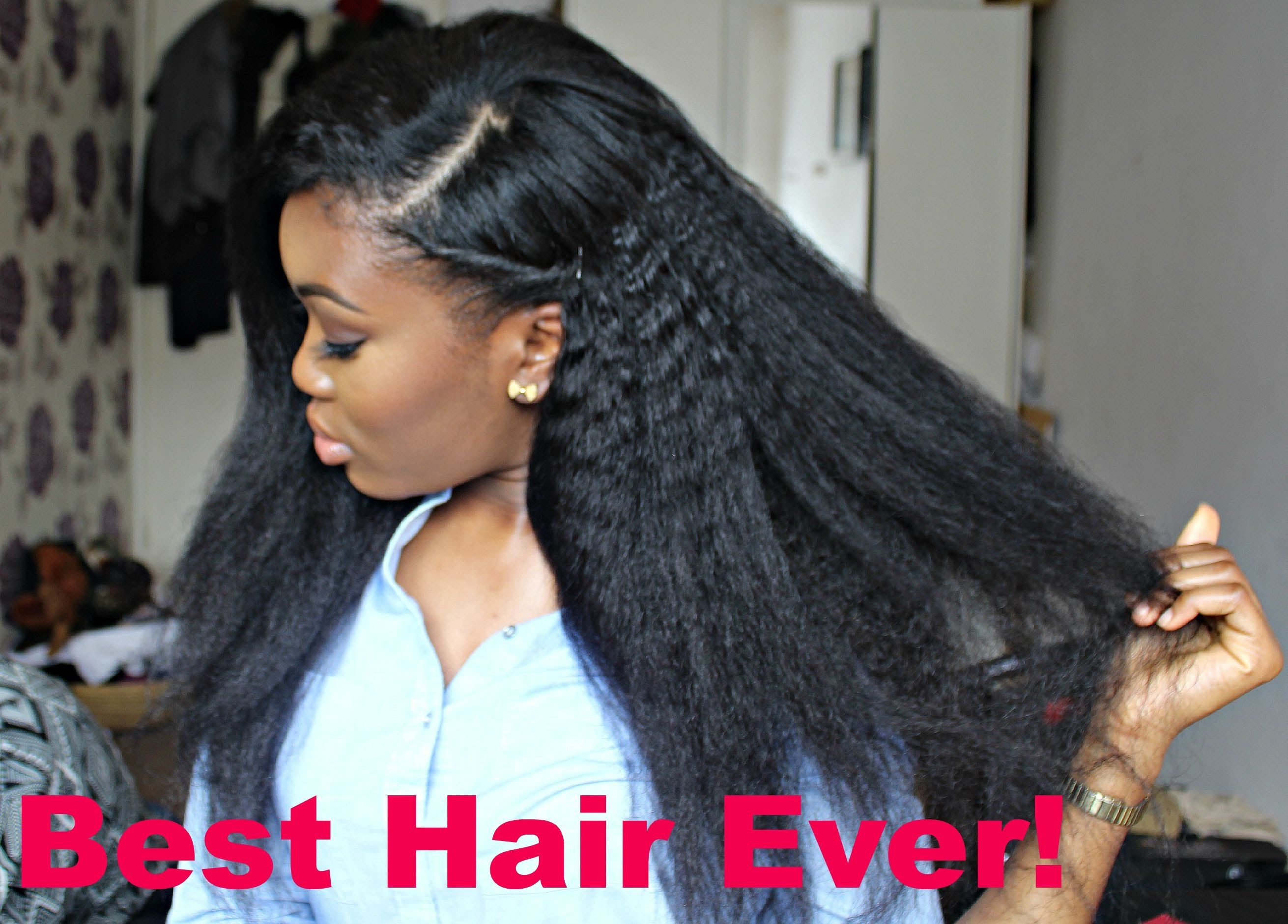 Realistic looking hair ft kinky straight bundles bestlacewigs realistic looking hair ft kinky straight bundles bestlacewigs pmusecretfo Gallery