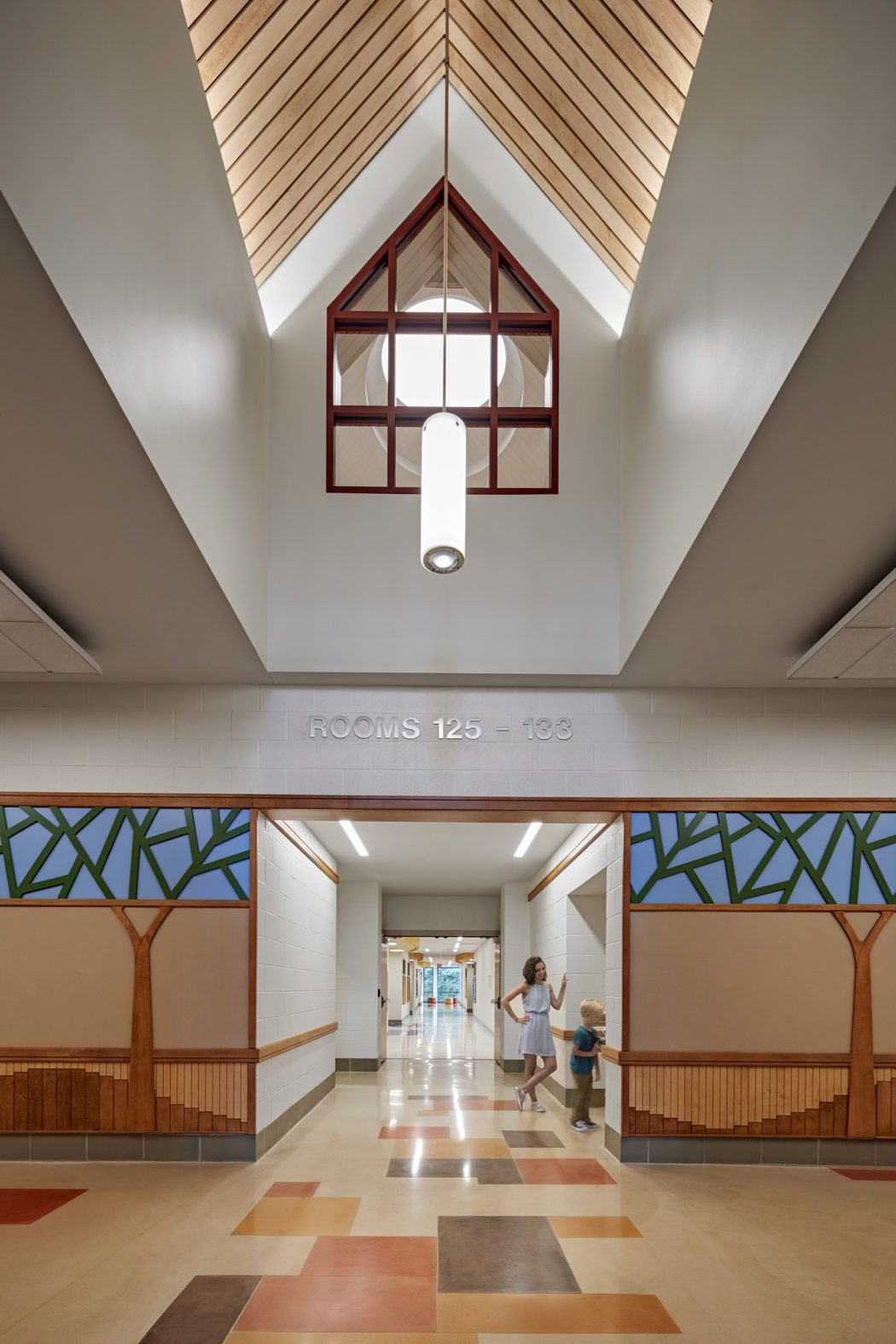 Sandy Hook School Newtown Ct Svigals Partners Architecture