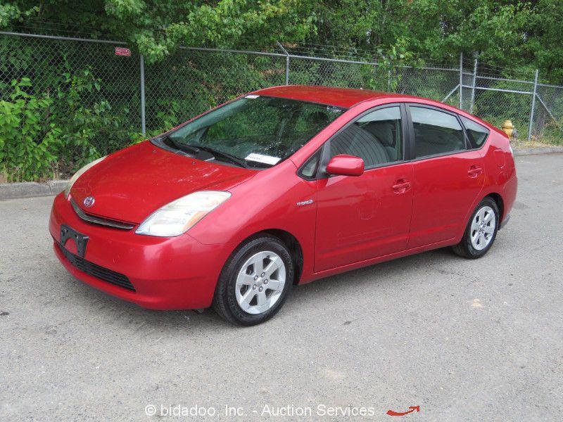 Toyota Prius 2007 Toyota Prius Sedan Hybrid Technology A T Touch