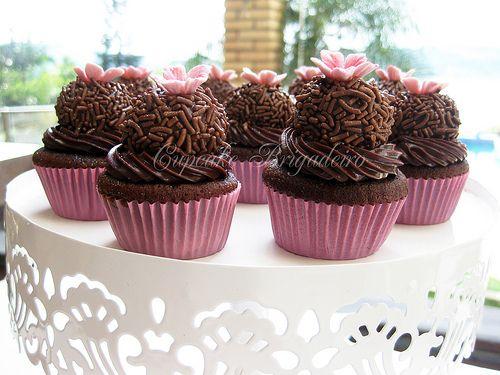 cupcake de brigadeiro - Pesquisa Google