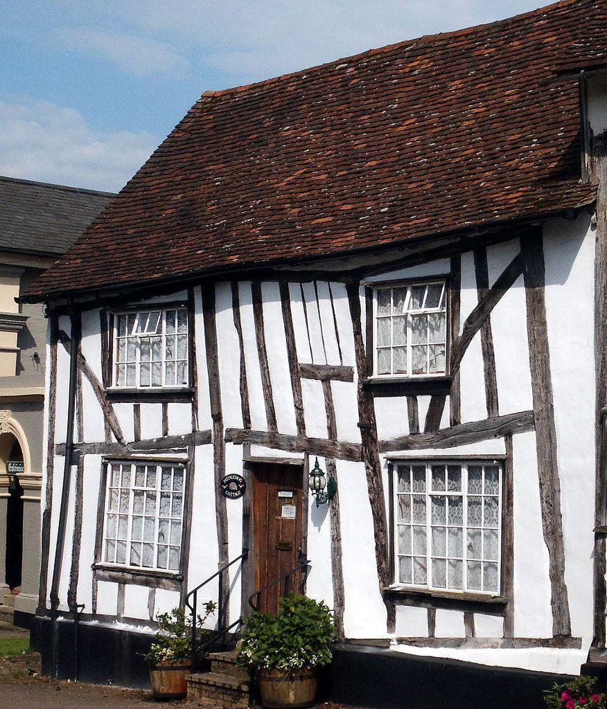 Hedgehog Cottage in Lavenham - Suffolk, England