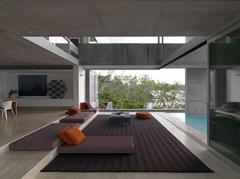 Solis Home on Hamilton Island by Renato D'Ettorre Architects