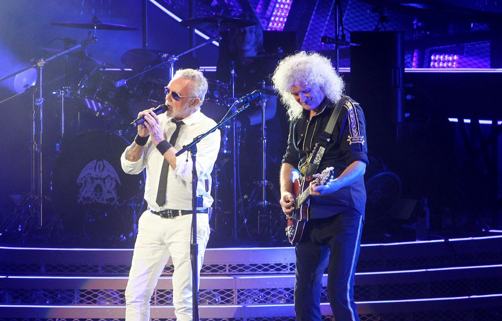 Roger and Brian 2014.6.19 source:rockimitatesart