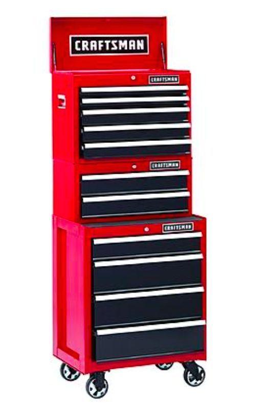 Toolbox Tool Box Cabinet Craftsman Tools Chest Tool Storage