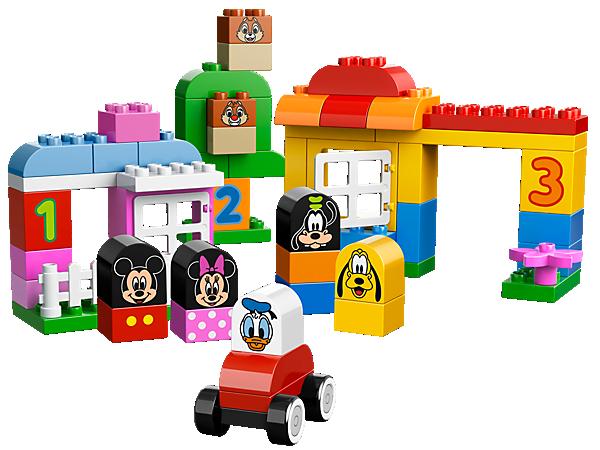 Lego Duplo Mickey Friends 65 Pieces Lego Duplo Cooles Kinderspielzeug Lego Disney