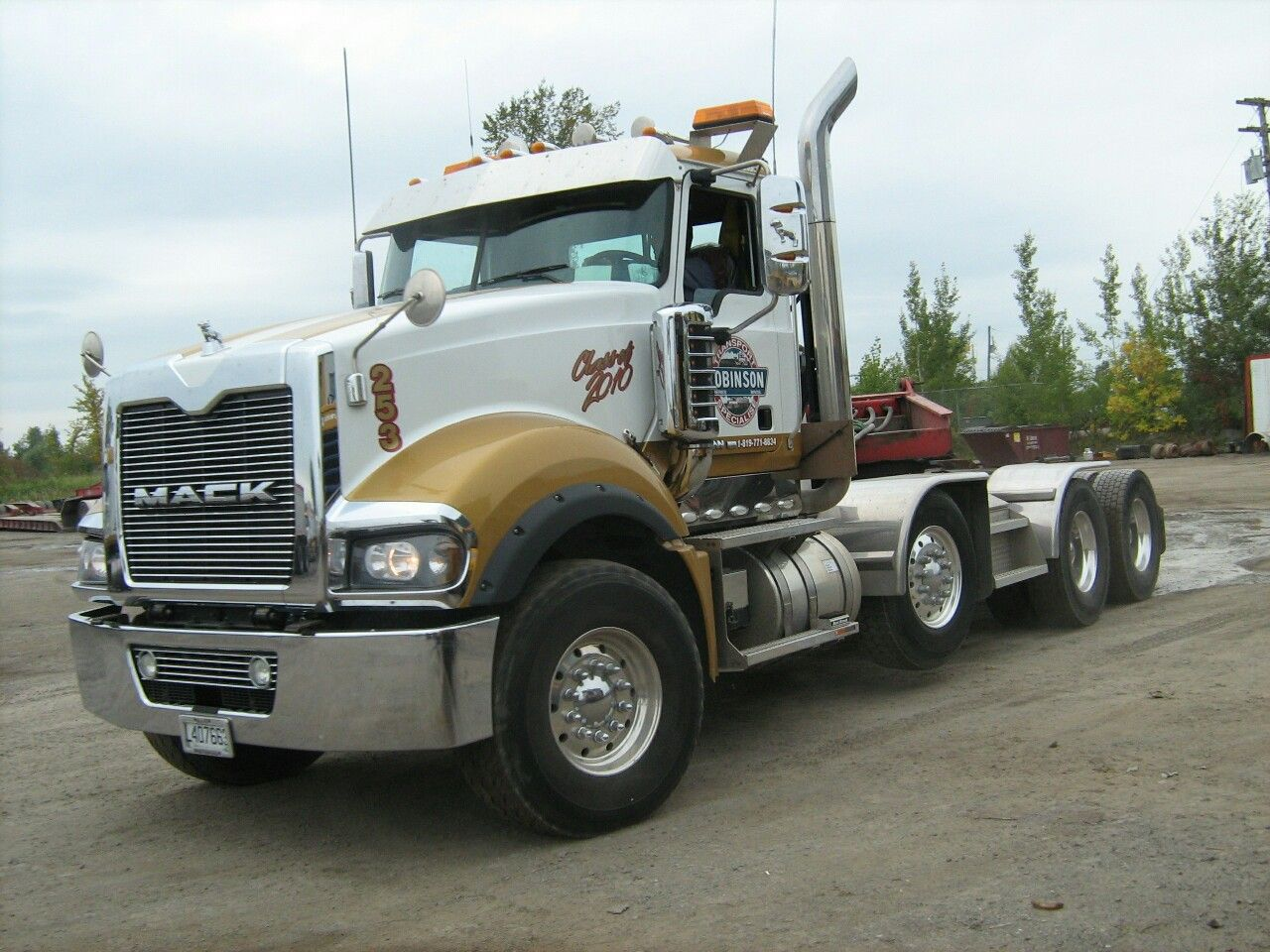 Used Mack Truck Parts Near Me