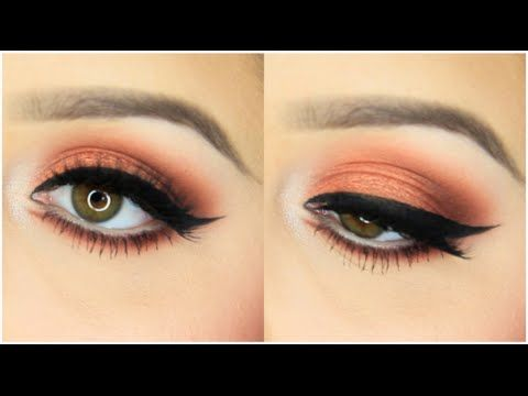 Peach Coral Spring Makeup Tutorial Youtube Matte Peachy