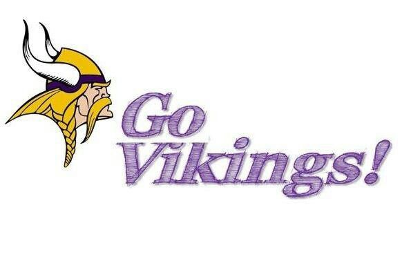 8126bd52 Go Vikings!! | Minnesota Vikings Pride | Vikings football, Vikings ...