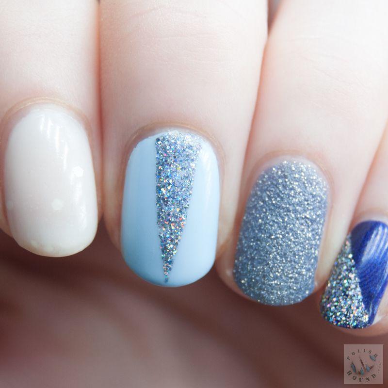 Polish Hound: Color Palettes: Winter [Nail Art] | Beauty | Pinterest ...