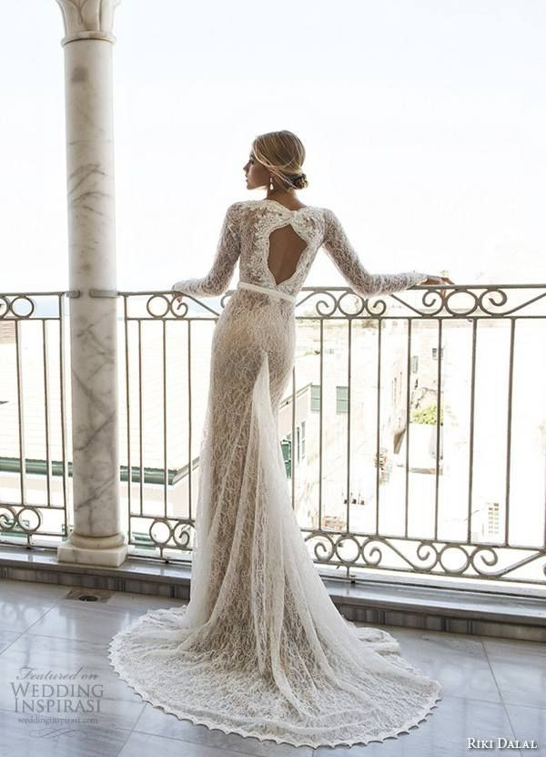 Stunning Wedding Dresses Tumblr : Riki dalal wedding dress valencia bridal inspirasi