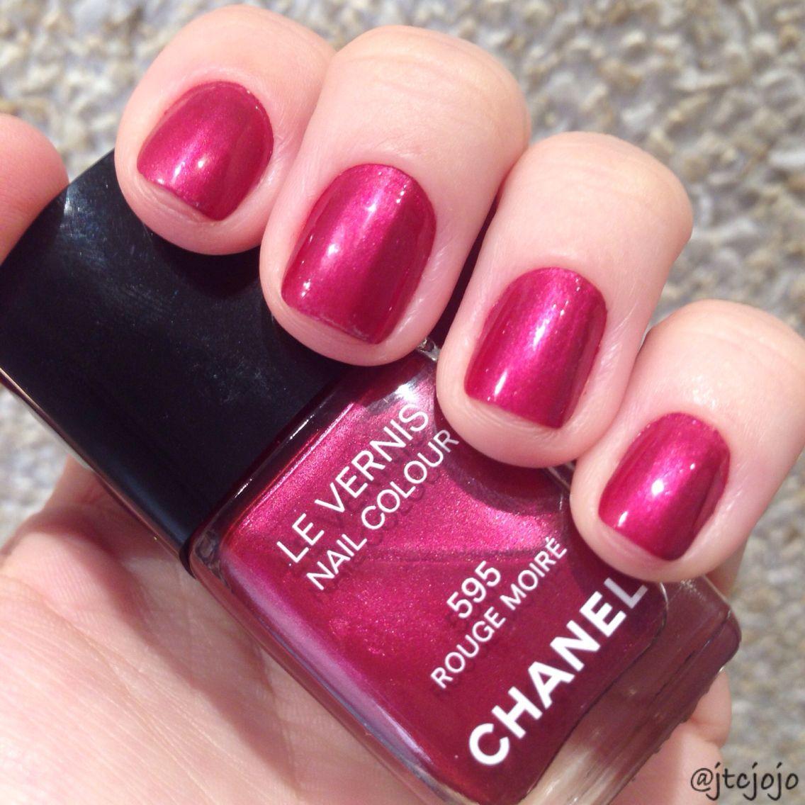 Rouge Moiré (595) - Chanel