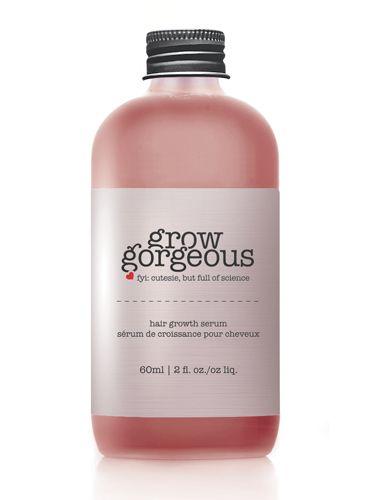 Grow Gorgeous Hair-Growth Serum-2 oz. ( 29) ❤ liked on 1895e5666
