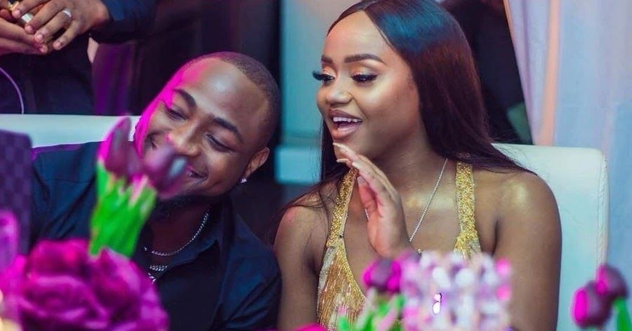 Davido And Chioma Hang Out Last Night Amid Reports Of