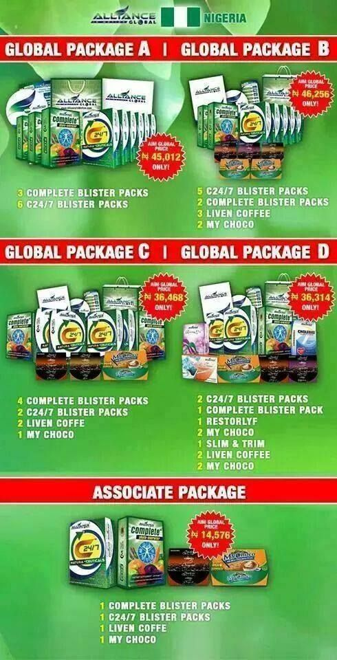 NIGERIA GLOBAL PACKAGE (With images) Choco, Global