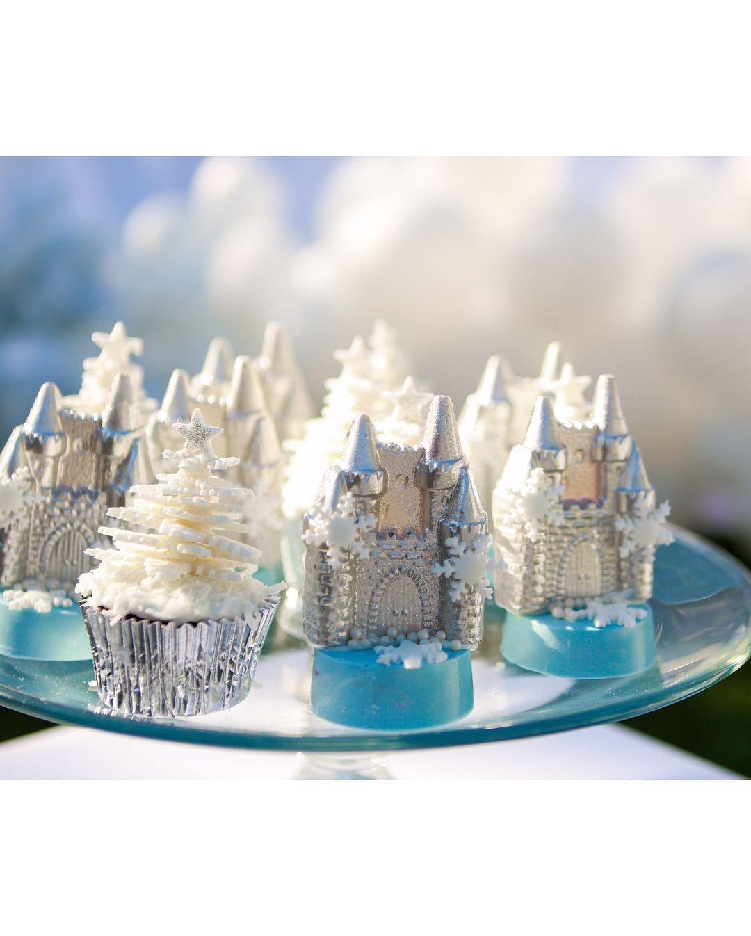 Frozen cake design images    A Snowy Frozen Winter Wonderland   Sweet Ella turns
