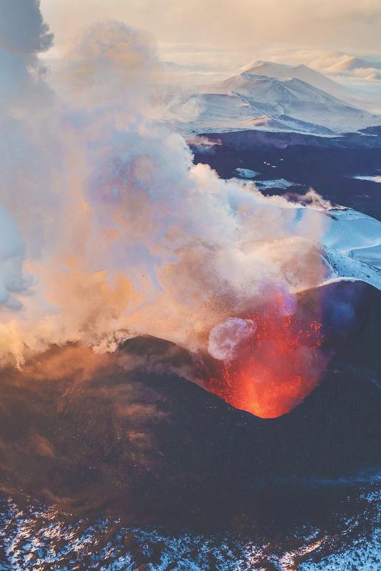 stayfr-sh:  Plosky Tolbachik Volcano