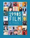 Alfabeto do Cinema de A a Z, anos 1990 Pôsters por Stephen Wildish