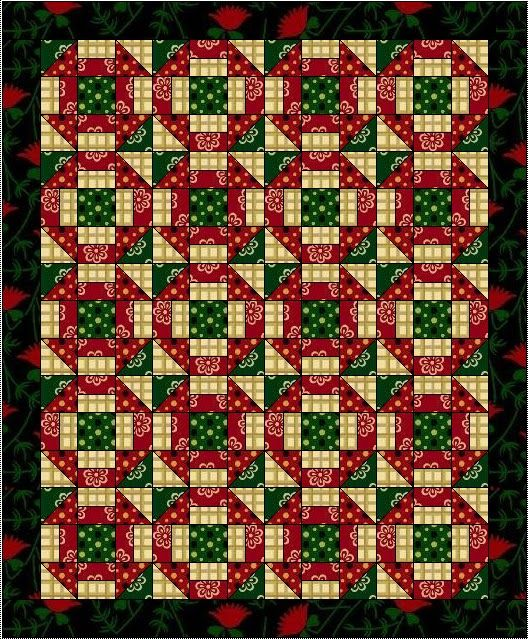 5 Yard Quilt Patterns Have Been Working On A Quilt A