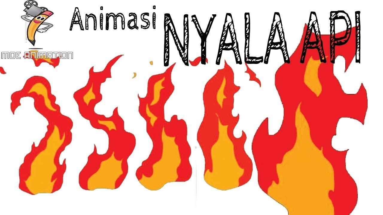Creating A Flame Animation That Turns On Tutorial For Adobe Flash Anim Animasi Pengikut Flash