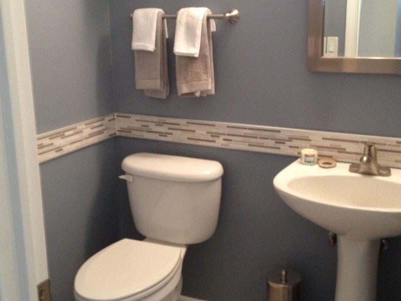 45 Grey Bathroom Ideas 2020 With Sophisticated Designs In 2020 Small Half Bathrooms Gray Bathroom Decor Grey Bathrooms