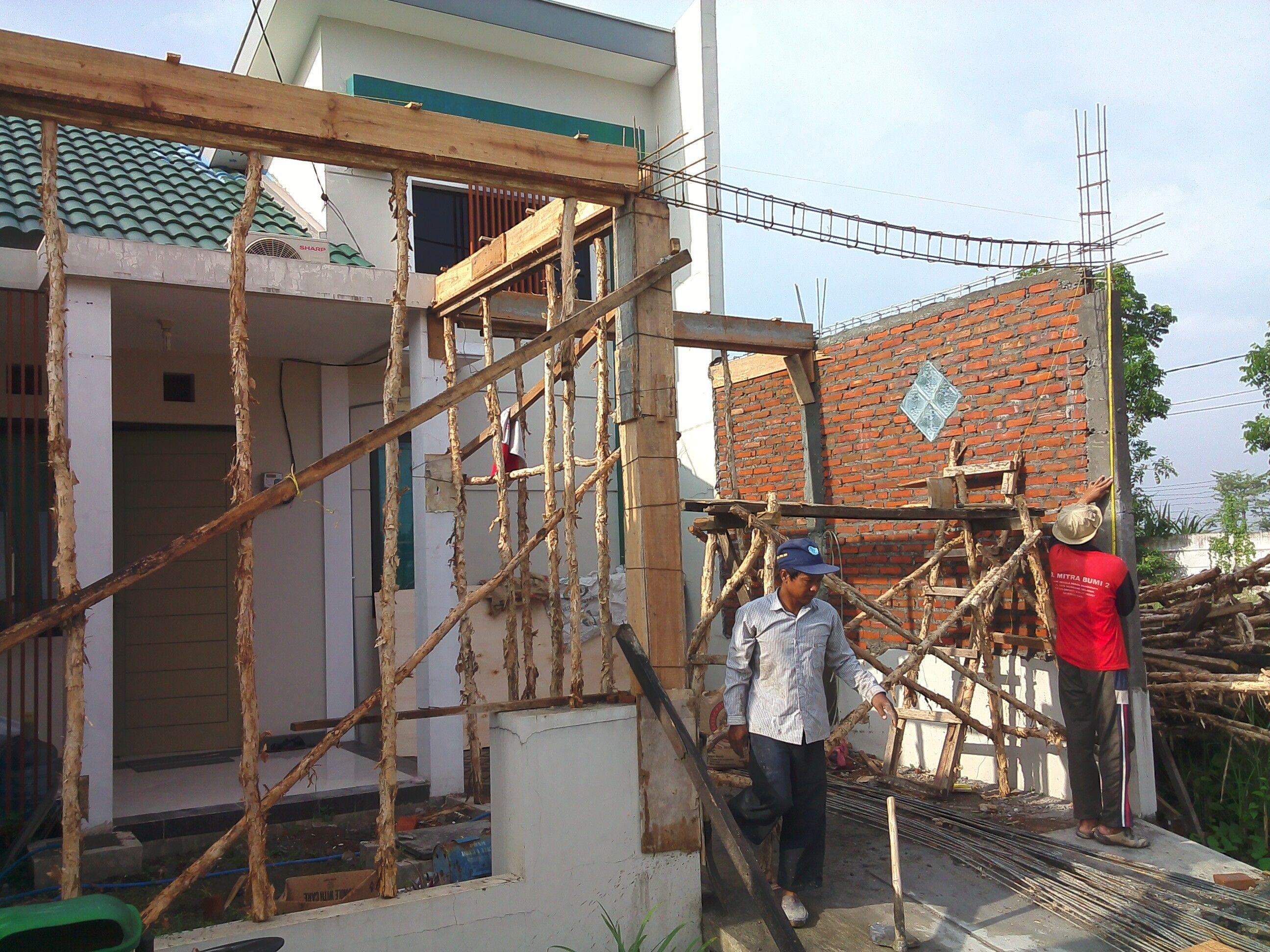 konstruksi rumah, kontraktor bangun rumah, perkiraan biaya ...