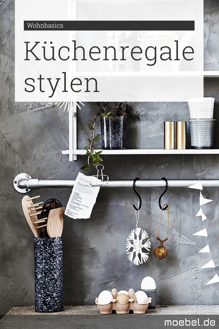Großartig Offene Küchenregale Beste Wahl Küchenregale Stylen | Ein Interior-trend, Der Uns
