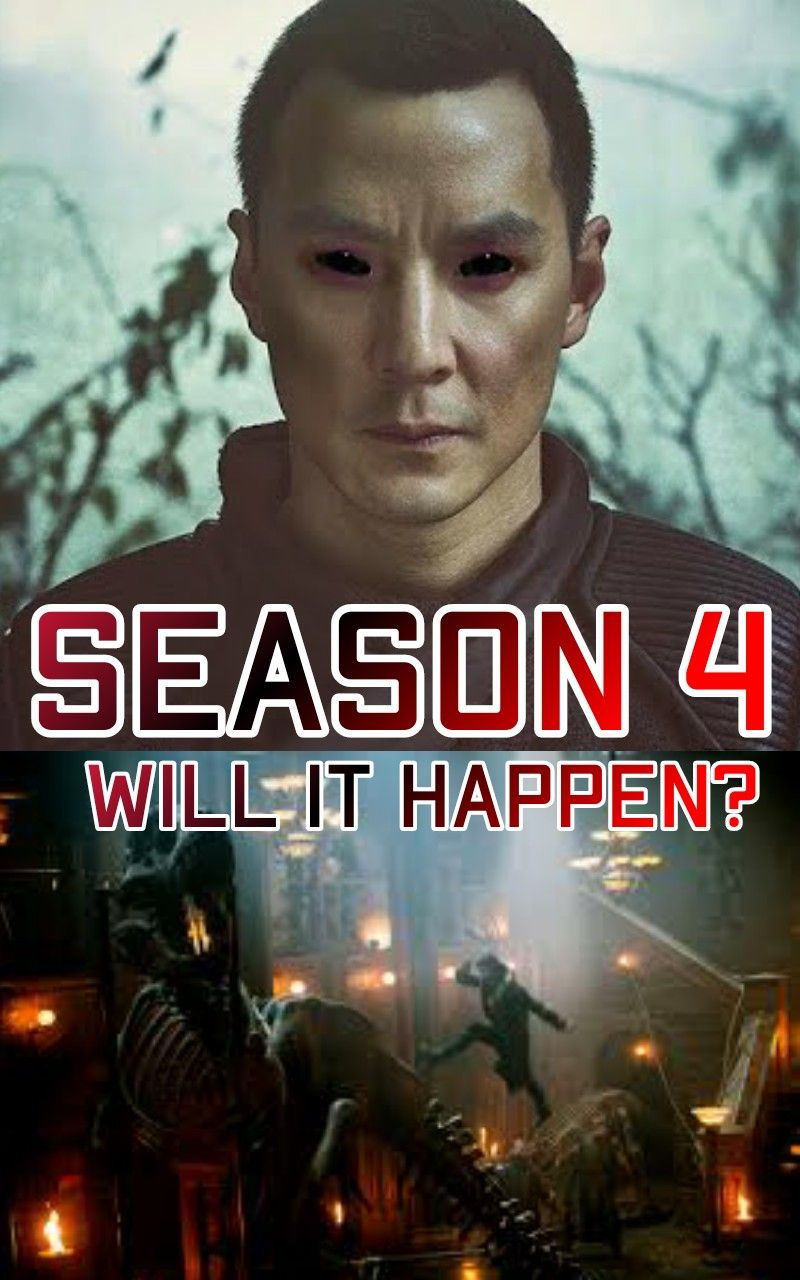 Into The Badlands Season 4 Release Date Into The Badlands Season 4 Seasons