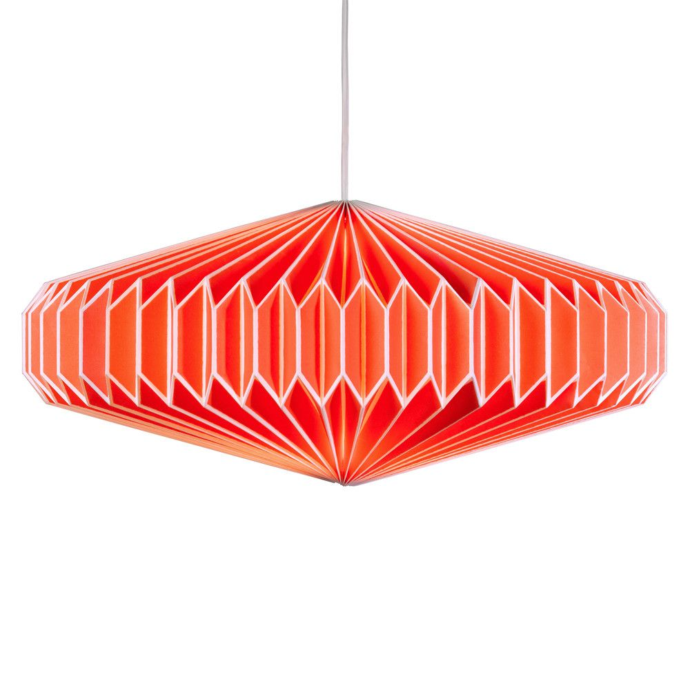 Orange lamp shades - Zodiac Goldfish Orange Lamp Shade Funky Lamp Shades
