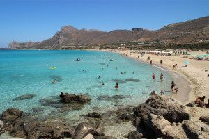 Playa de Falassarna Creta