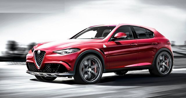 The 2017 Alfa Romeo Stelvio Is A Crossover Suv Released Into The Market By The Alfa Romeo Company In Its Drive Alfa Romeo Stelvio Alfa Romeo Alfa Romeo Giulia