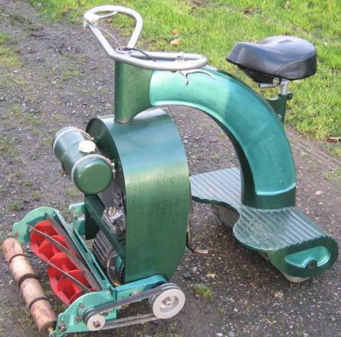 Strange And Funny Lawn Mowers In 2020 Lawn Mowers Lawn Mower Strange