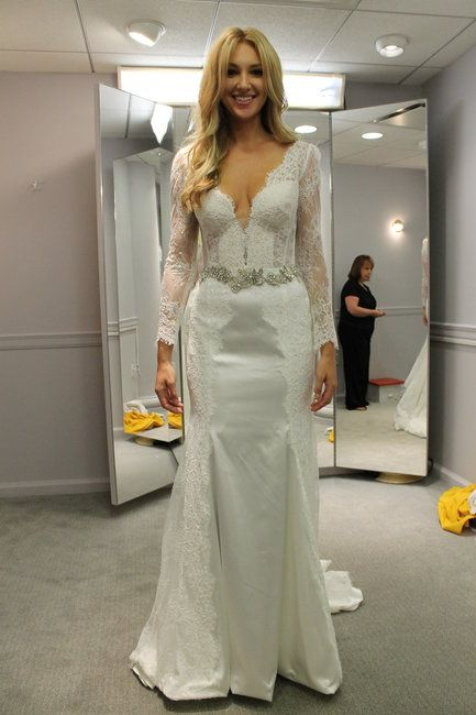 Season 14, Featured Dresses | Pnina tornai, Plunging neckline and ...