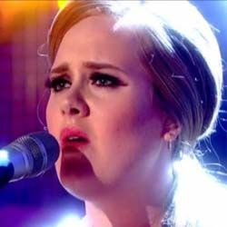 Adele Skyfall Backing Track great quality mp3 instrumental
