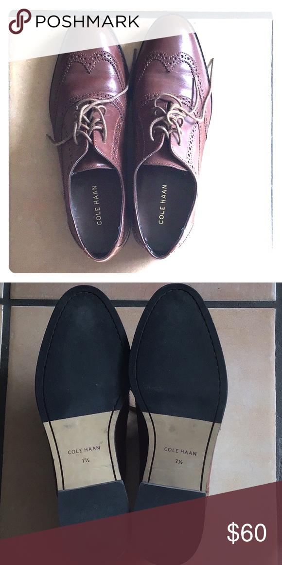 Cole haan women, Wingtip shoes women