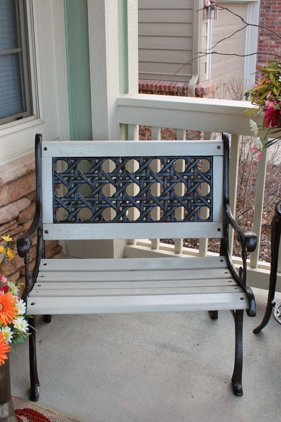 Inspirational Small Bench For Front Porch Yu093w Front Porch