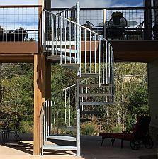 Spiral Staircase Kits   Circular Spiral Stairs Kit | Stairways Inc