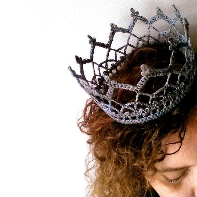 Crochet Queens crown