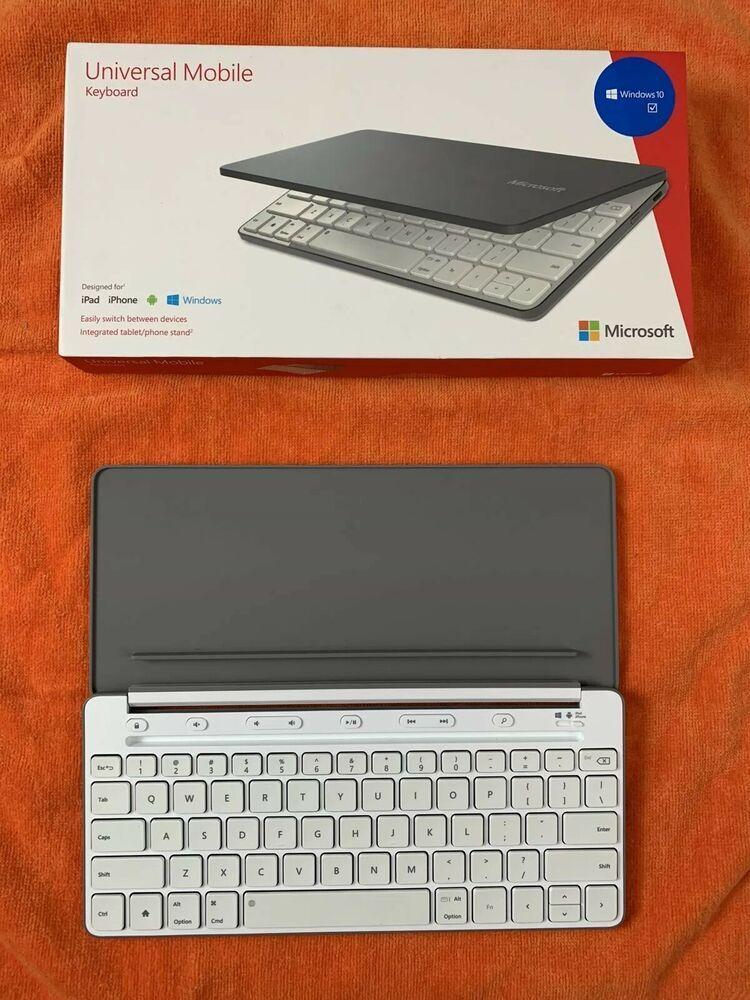 Microsoft Universal Mobile Keyboard for iPad, iPhone