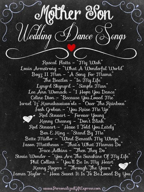 Perfect Wedding Songs For Each Part Of Your Big Day