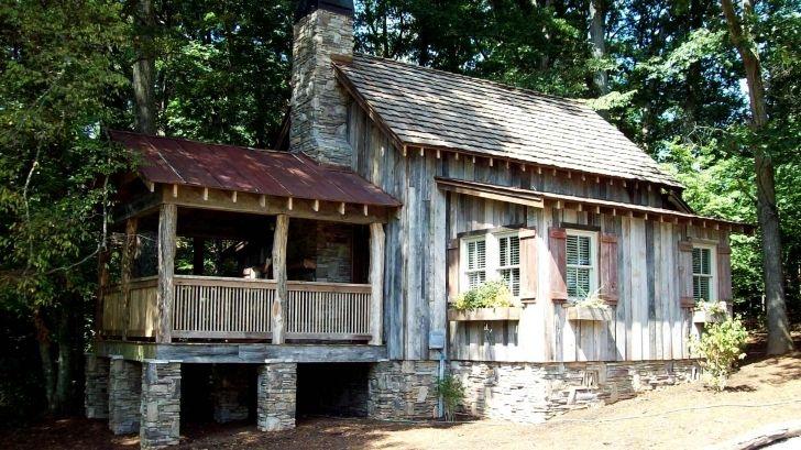 Tiny Mountain Cabin Throughout Contemporary Mountain Cabin Plans