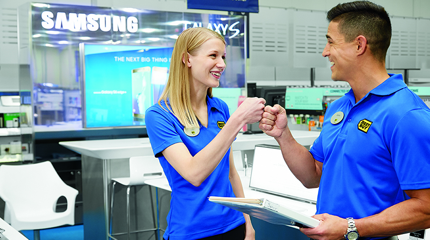 Best Buy Releases Latest Sustainability Report; Exceeds