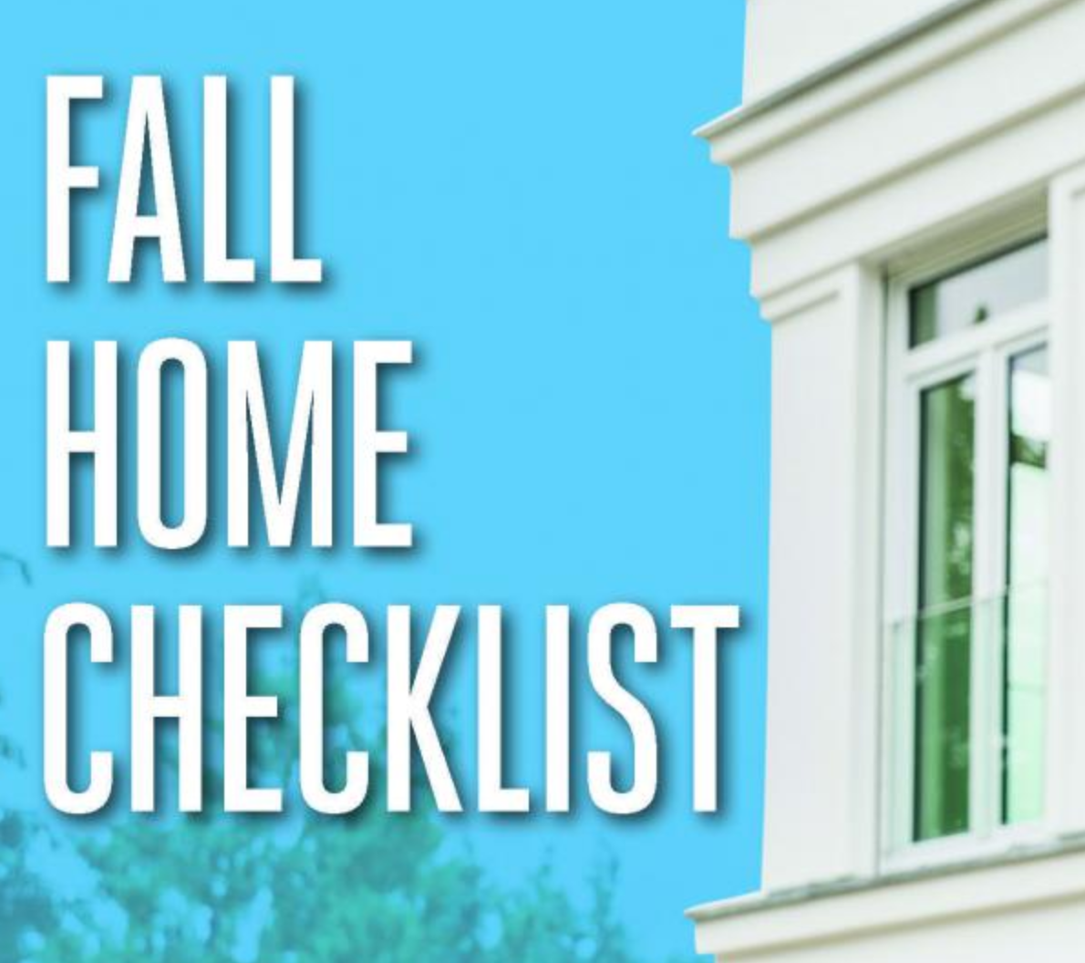 Florida Homes Your Fall Checklist Fall Checklist Florida Home
