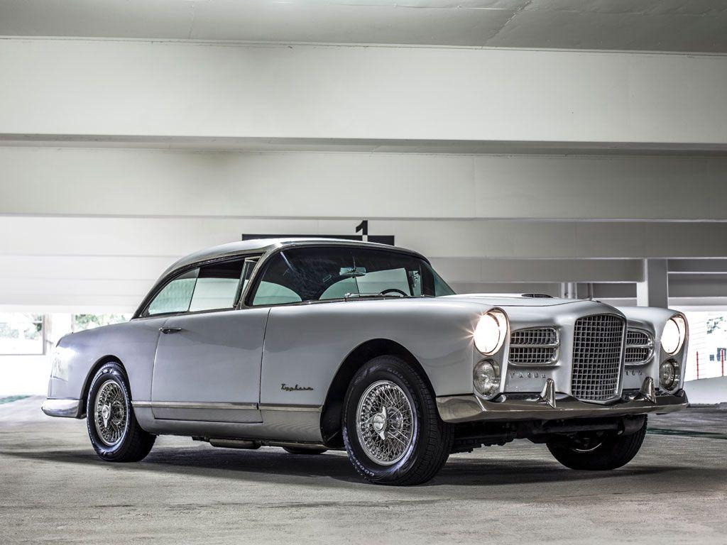 1958 Facel Vega FVS Series 4 Sport Coupe | Arizona 2014 | RM AUCTIONS