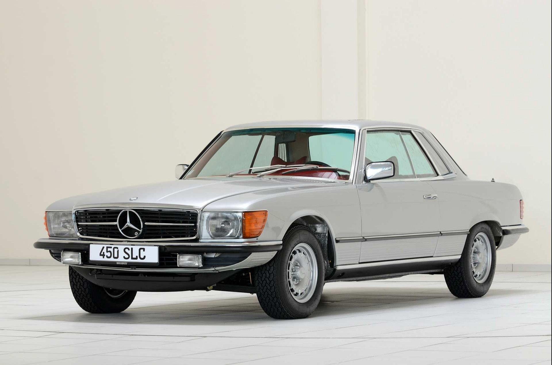 1979 mercedes benz 450 slc r 107 silver car mercedes benz c 107 slc pinterest slc. Black Bedroom Furniture Sets. Home Design Ideas