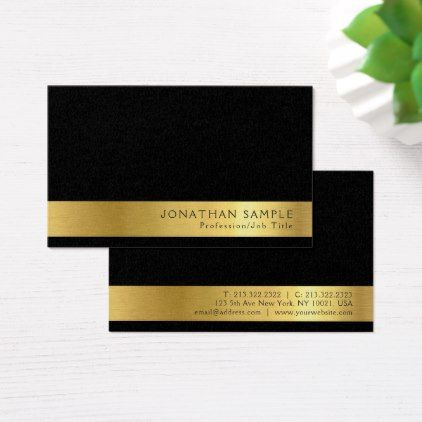 Elegant Creative Gold Look Pearl Finish Luxury Business Card | Luxury  Business Cards, Card Wedding And Gold Weddings