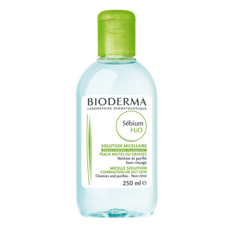 How To Perfect Your Double Cleansing Routine While Wfh Bioderma
