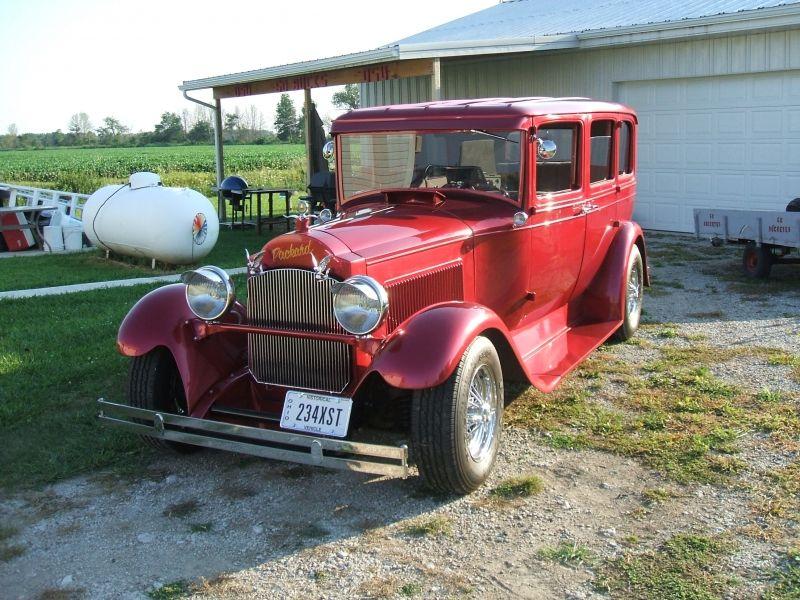 Used 1928 Packard 526 Sedan HOT ROD http://www.classifiedride.com ...