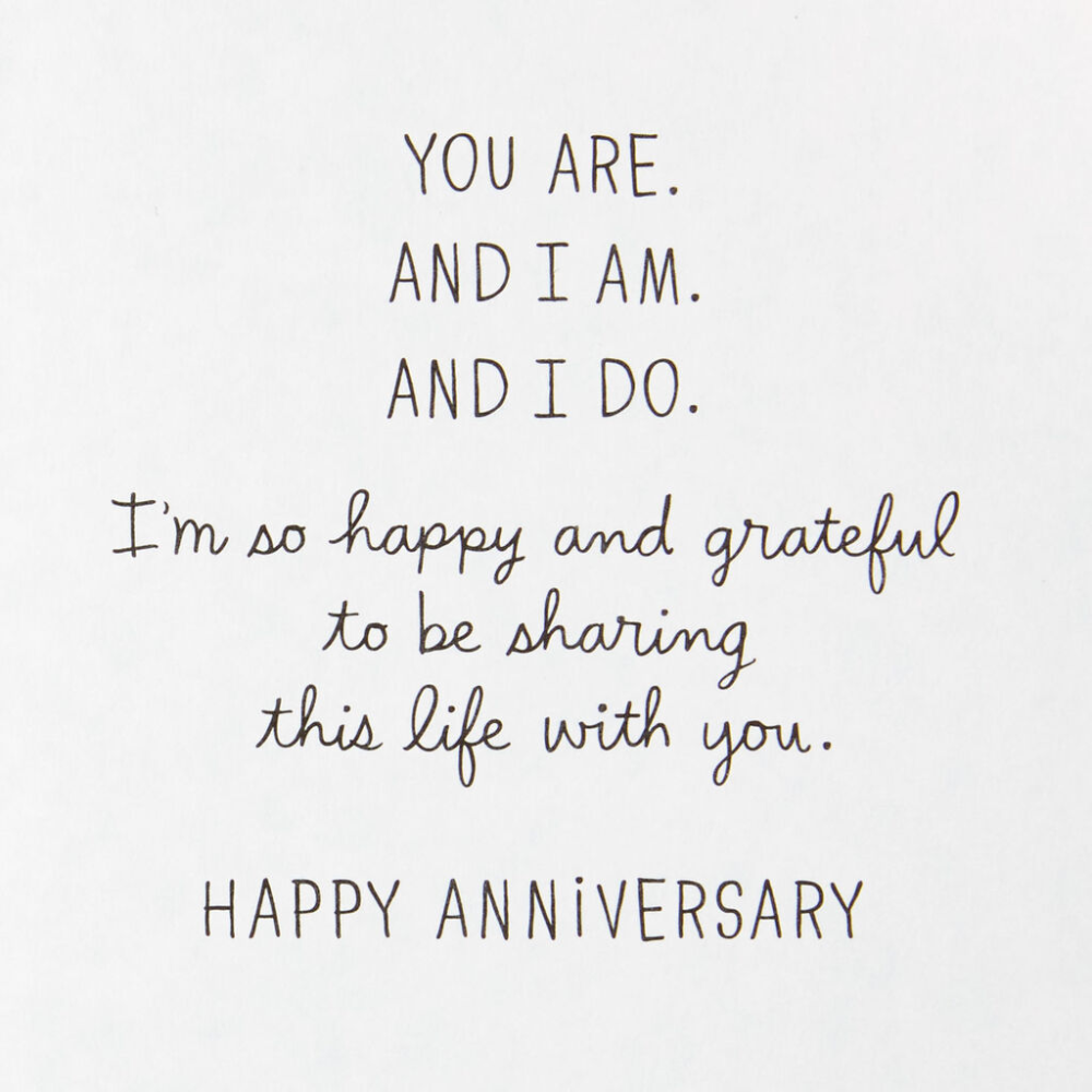 You Re An Amazing Husband Anniversary Card Greeting Cards Hallmark Anniversary Cards For Husband Anniversary Cards Anniversary Cards For Wife